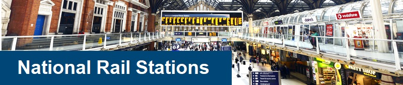 National Rail Stations